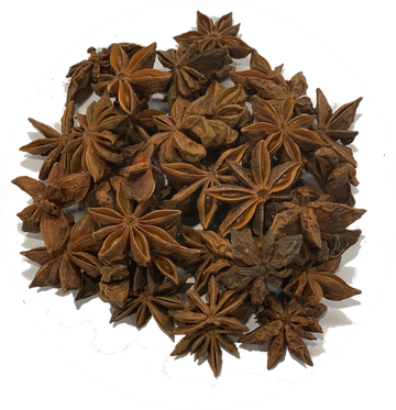 STAR ANISE (ANISEED STAR)