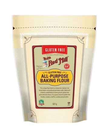 BOB'S RED MILL GLUTEN-FREE ALL PURPOSE BAKING FLOUR 595g