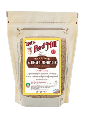 BOB'S RED MILL GLUTEN-FREE NATURAL ALMOND FLOUR 453g