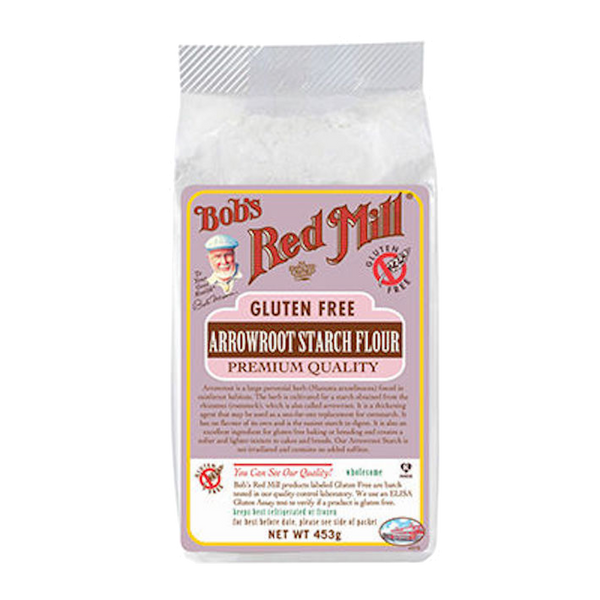 BOB'S RED MILL GLUTEN-FREE ARROWROOT STARCH 453g
