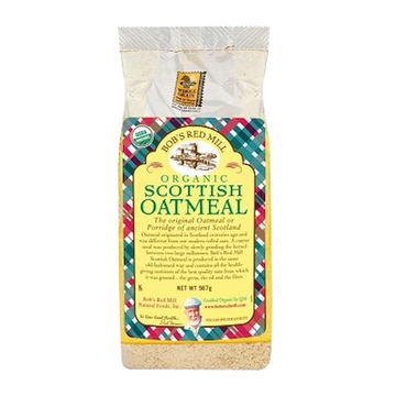 BOB'S RED MILL ORGANIC OATMEAL 567g