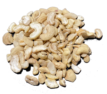 RAW CASHEW PIECES