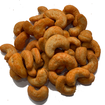 SPICY WHOLE CASHEWS