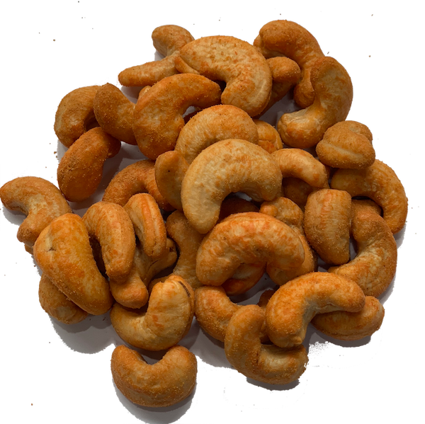 AUSTRALIAN SPICY WHOLE CASHEWS