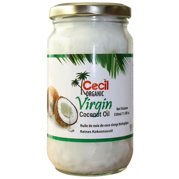 CECIL ORGANIC VIRGIN COCONUT OIL