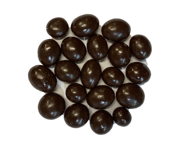 DARK CHOCOLATE COATED SULTANAS