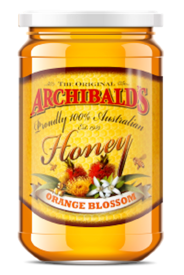 HONEY ORANGE BLOSSOM ARCHIBALDS