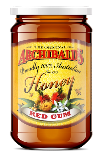 ARCHIBALDS RED GUM HONEY