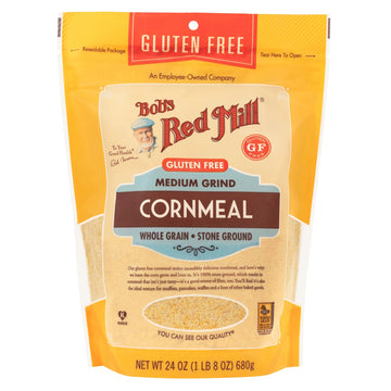 BOB'S RED MILL GLUTEN-FREE CORNMEAL 680g