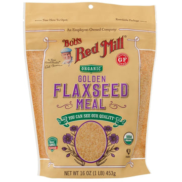 BOB'S RED MILL GLUTEN-FREE ORGANIC FLAXSEED MEAL 453g
