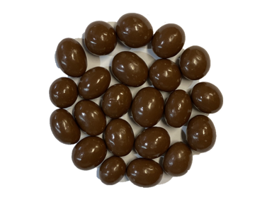 MILK CHOCOLATE COATED PEANUTS