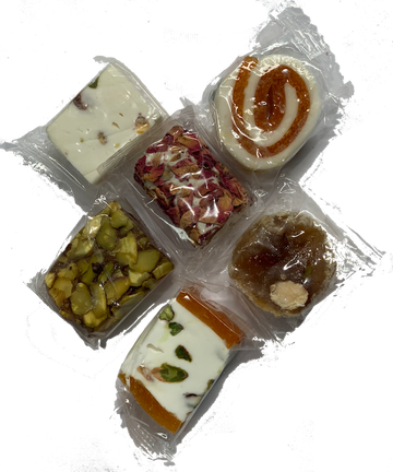 ASSORTED NOUGAT