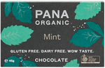 PANA MINT ORGANIC CHOCOLATE