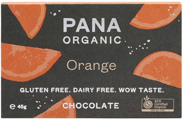 PANA ORANGE ORGANIC CHOCOLATE