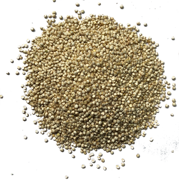 ORGANIC WHITE ROYAL QUINOA