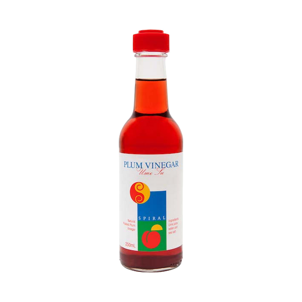 SPIRAL PLUM VINEGAR 250ml