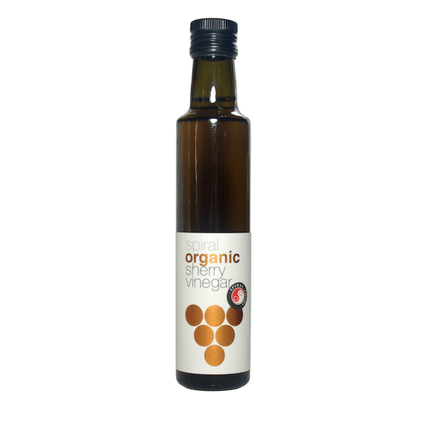SPIRAL ORGANIC SHERRY VINEGAR 250ml