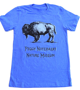 Nature Museum Bison Shirts (adult)