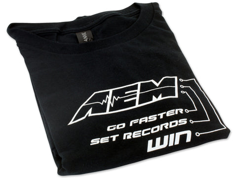 AEM ELECTRONICS T-SHIRT: SMALL