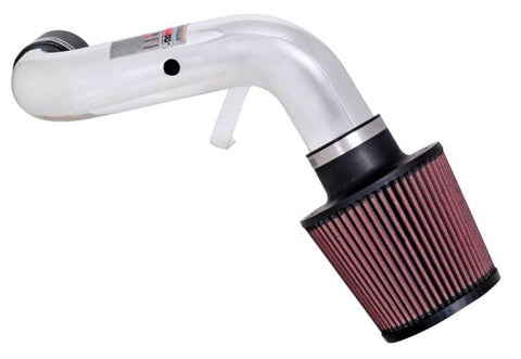K&N 02 Honda Civic Si Polished Typhoon Short Ram Intake