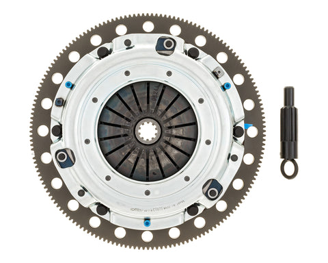 Exedy 1996-10 Mustang 4.6L Organic 10 Teeth 8 Bolt Twin Disc Clutch