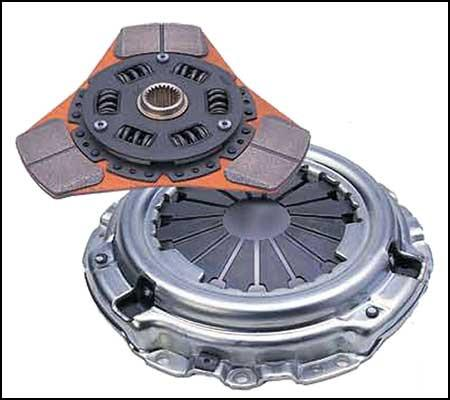 EXEDY STAGE-2 THICK CLUTCH KIT: FOCUS ZTS/ZX3 00-04 2.0L DOHC