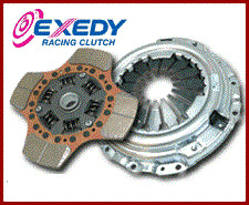 EXEDY STAGE 2 4-PAD CLUTCH KIT: INTEGRA 92-93