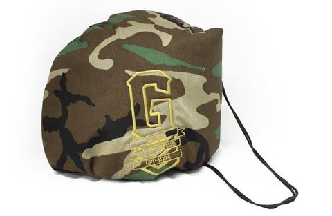 GREDDY HELMET BAG MULTICAM (GREEN)