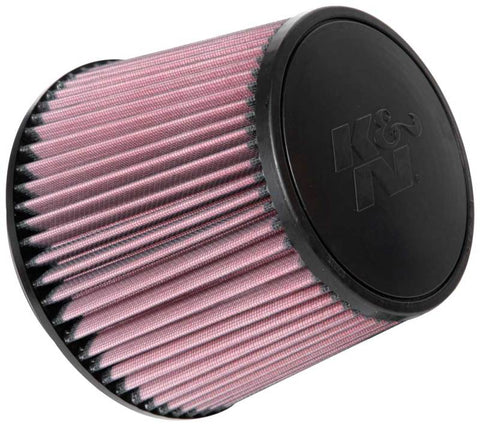 K&N Universal Clamp-On Air Filter 6in FLG / 7-1/2in B / 5-7/8in T / 6in H