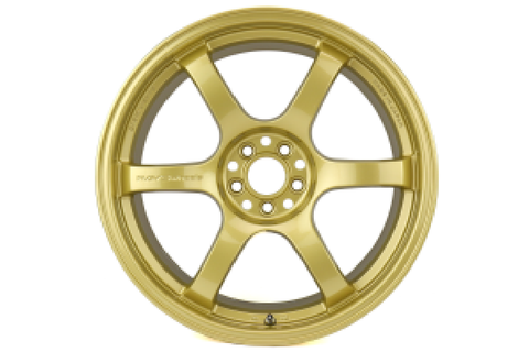 Gram Lights 57DR 18x9.5 +38 5x100 E8 Gold