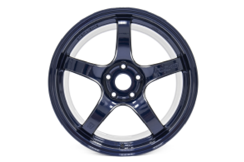 Gram Lights 57CR 18x9.5 +38 5x100 Eternal Blue Pearl