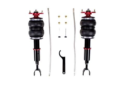 Air Lift Performance Front Air Suspension Kit - Audi A4 1994-2002 / S4 1997-2002 / Volkswagen Passat 1996-2001