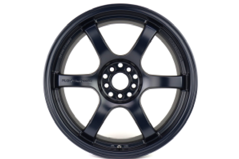 Gram Lights 57DR 18x9.5 +38 5x100 Winning Blue