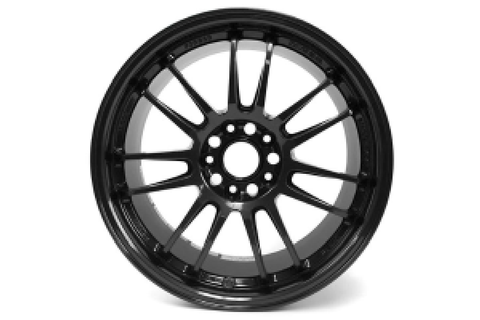 Volk RE30 18x9.0 +40 5x114 Diamond Black