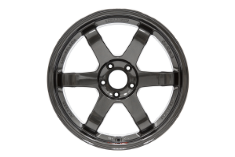 Volk TE37SL 18x10 +40 5x114 Diamond Black