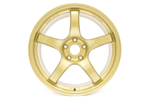 Gram Lights 57CR 18x9.5 +38 5x114 E8 Gold