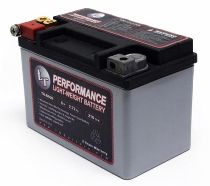 TOMIOKA RACING BATTERY: 12LBS