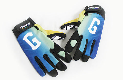 GREDDY GLOVES: GREDDY G MECHANIC GRADIENT (L)