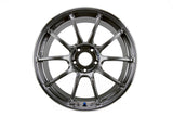 Advan RZII 19x8.5 +35 5-120 Racing Hyper Black Wheel
