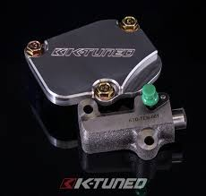 K-TUNED TIMING CHAIN TENSIONER & COVER SET: K-SERIES (EXC. K24Z)