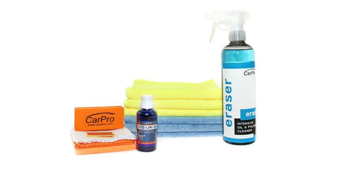 CarPro Paint Prep and Coating Kit