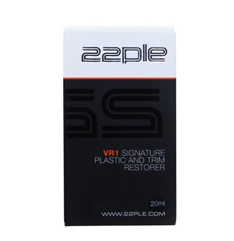22ple VR1 Plastic and Trim Restorer - 20 ml
