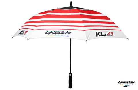 GREDDY UMBRELLA: GREDDY RACING X KG21