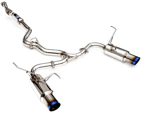 SKUNK2 MEGAPOWER 60mm DUAL EXHAUST: TSX 03-06