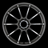 Advan RSII 19x9.0 +25 5-114.3 Racing Hyper Black Wheel