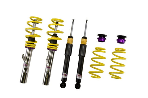KW Coilover Kit V1 Audi A3 (8P) FWD all engines w/o electronic dampening control