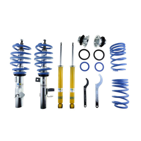 Bilstein B14 (PSS) 13-14 Ford Focus ST L4 Front & Rear Monotube Performance Suspension Kit