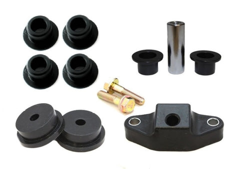 Torque Solution Complete Shifter Bushing Combo Kit: 06-14 Subaru STi