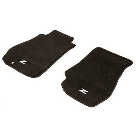 NRG FLOOR MATS: NISSAN 350Z (WITH Z LOGO)