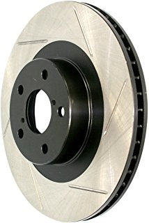 STOPTECH SLOTTED ROTOR: ALFA ROMEO 164 90-93 (FL)